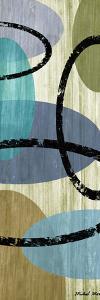 Elastic Blue I by Michael Marcon