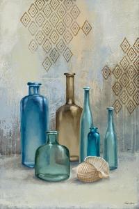 Glass Bottles II by Michael Marcon