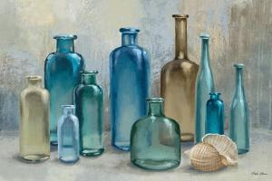 Glass Bottles by Michael Marcon