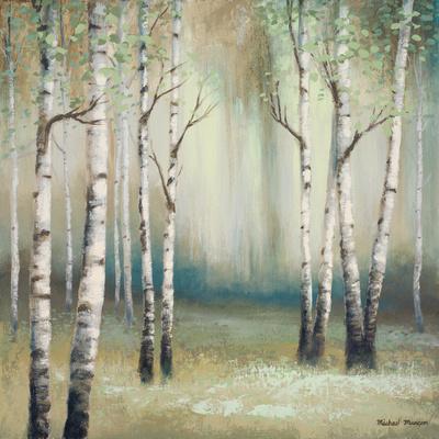 Late September Birch I