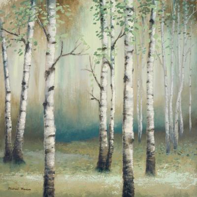 Late September Birch II