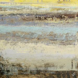 Origins Blue I by Michael Marcon