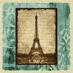 Parisian Trip I by Michael Marcon