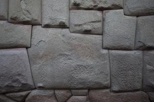 A Hatunrumiyoc Wall Exemplifies Inca Craftsmanship by Michael Melford