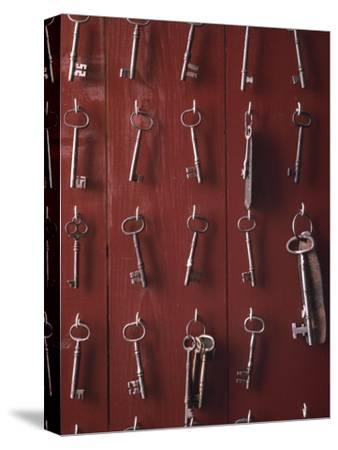 Shaker Keys