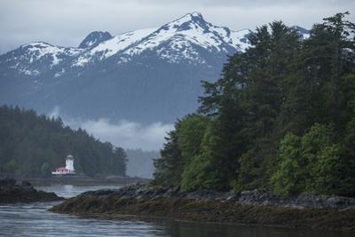 Sitka Harbor, Inside Passage, Alaska by Michael Melford