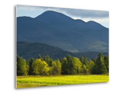 The Adirondack Mountains Near Lake Placid