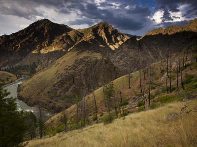 The Middle Fork of the Salmon River by Michael Melford