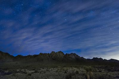 The Organ Mountains in Southern New Mexico by Michael Melford