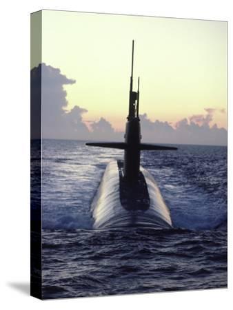 Trident Nuclear Submarine, Ohio, Shot Off Coast of Florida