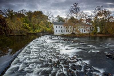 Walker's Mill on the Brandywine River by Michael Melford