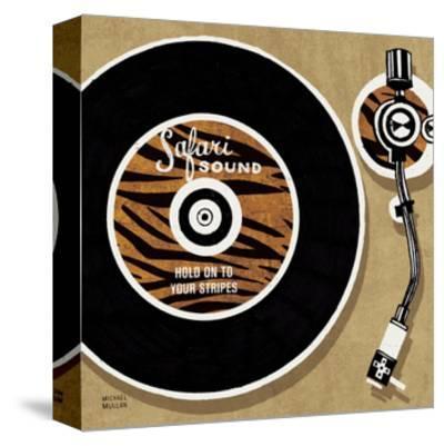 Analog Jungle Record Player