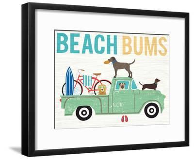 Beach Bums Truck I
