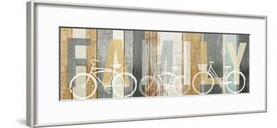 Beachscape Bicycle Family Gold Neutral