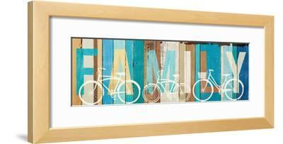 Beachscape Bicycle Family