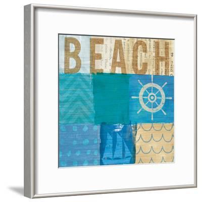 Beachscape Collage IV