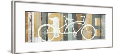 Beachscape Tandem Bicycle Love Gold Neutral