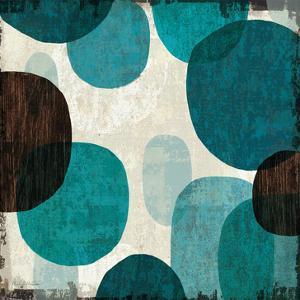 Blue Drips I by Michael Mullan