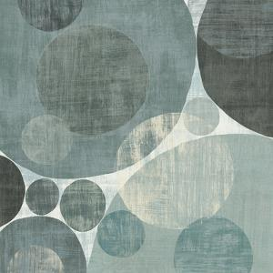 Circulation I Blue and Grey by Michael Mullan