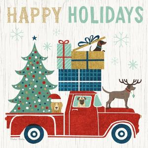 Holiday on Wheels III by Michael Mullan