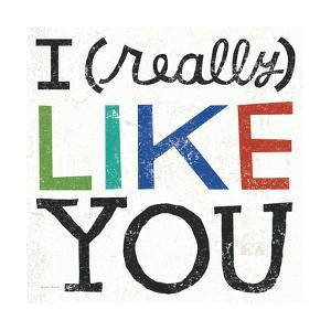I Really Like You by Michael Mullan