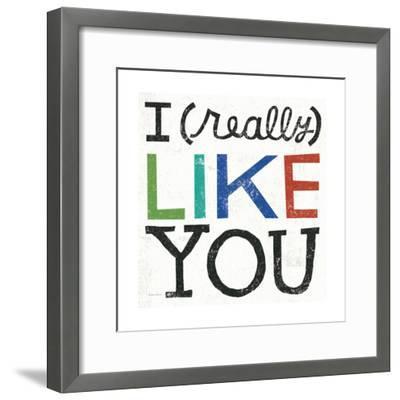 I Really Like You