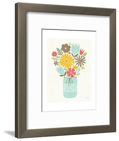 Jar of Sunshine II Coral Peace