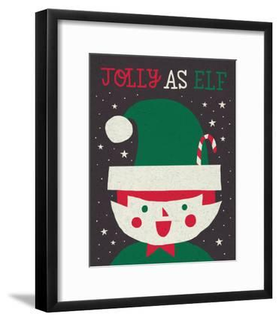Jolly Holiday Elf