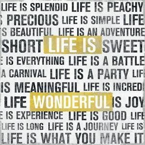 Life Is Yellow by Michael Mullan