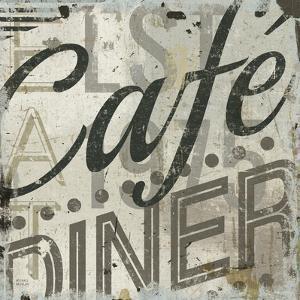 Restaurant Sign II by Michael Mullan