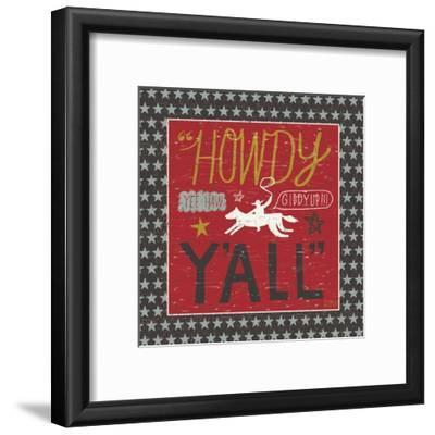 Southern Pride Howdy Yall