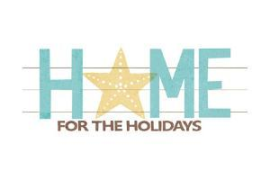 Under Sea Treasures Home for the Holidays by Michael Mullan