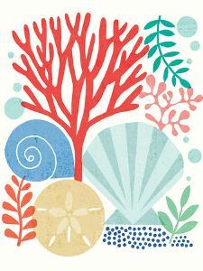 Under Sea Treasures V by Michael Mullan