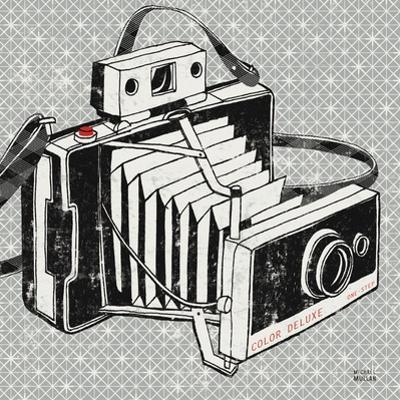 Vintage Analog Camera by Michael Mullan