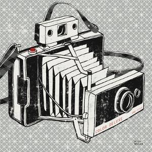 Vintage Analog Camera by Michael Mullan