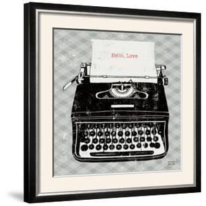 Vintage Analog Typewriter by Michael Mullan