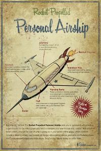 Airship by Michael Murdock