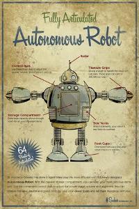 Autonomous Robot by Michael Murdock