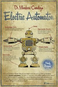 Electric Auto by Michael Murdock