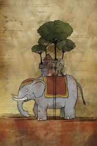 Elephant by Michael Murdock