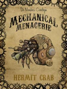 Hermit Crab by Michael Murdock
