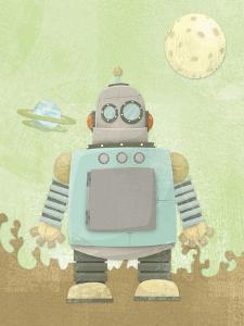 Kids Robot by Michael Murdock