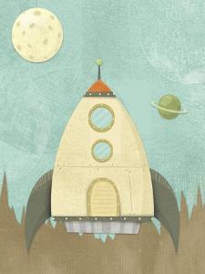 Kids Spaceship by Michael Murdock