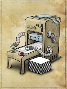 Printer by Michael Murdock