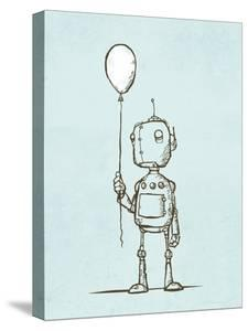 Robot Balloon by Michael Murdock