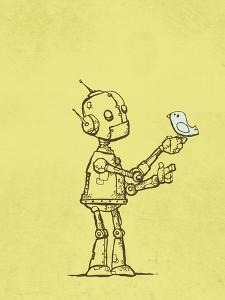 Robot Bird by Michael Murdock