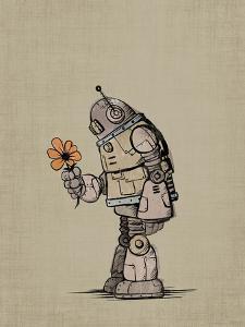Robot Flower by Michael Murdock