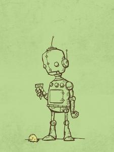 Robot Icecream by Michael Murdock