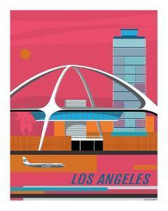 LAX 1 by Michael Murphy