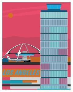 LAX 2 by Michael Murphy